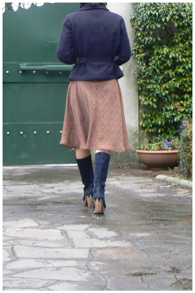 Marni boots, vintage skirt, style, vintage style, my style, Anastasia, florence