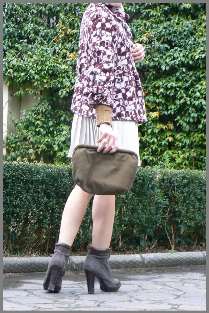 Vintage bag, my style, style, vintage style,