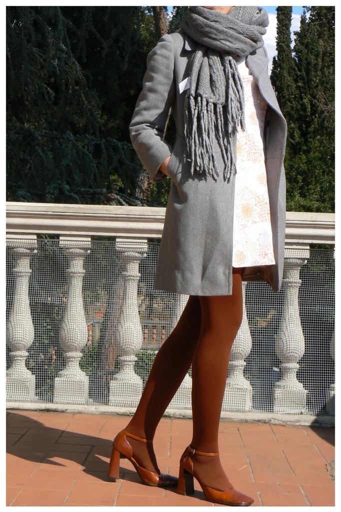Vintage, style, my style, Prada shoes vintage, dress vintage, coat vintage, Emilio cavallini, Firenze, Florence, Anastasia, my soul,