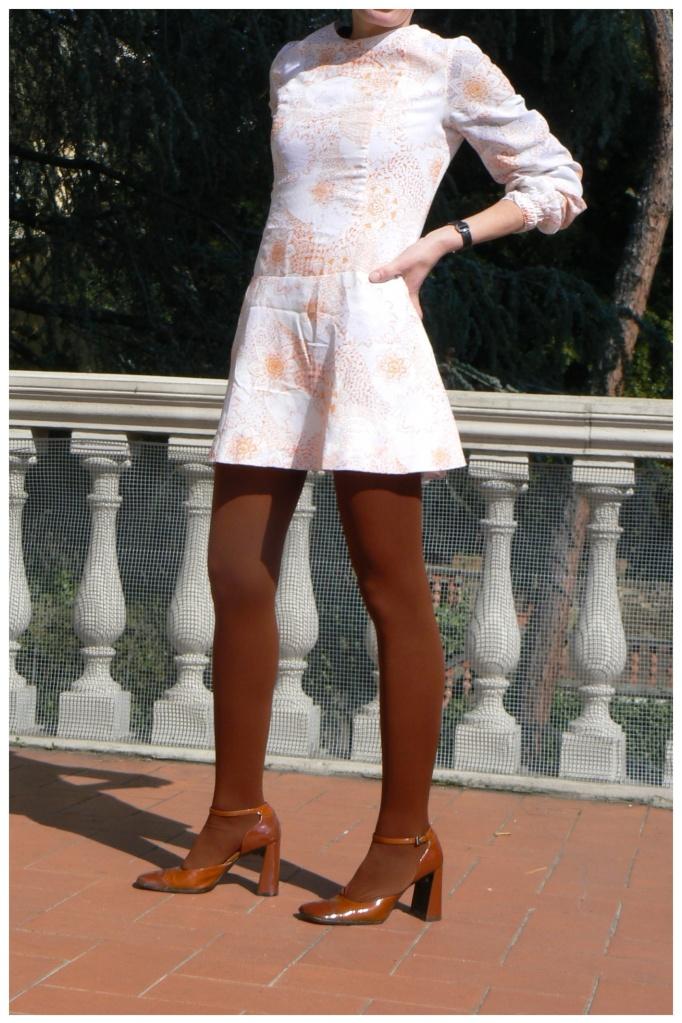 Vintage dress, vintage,