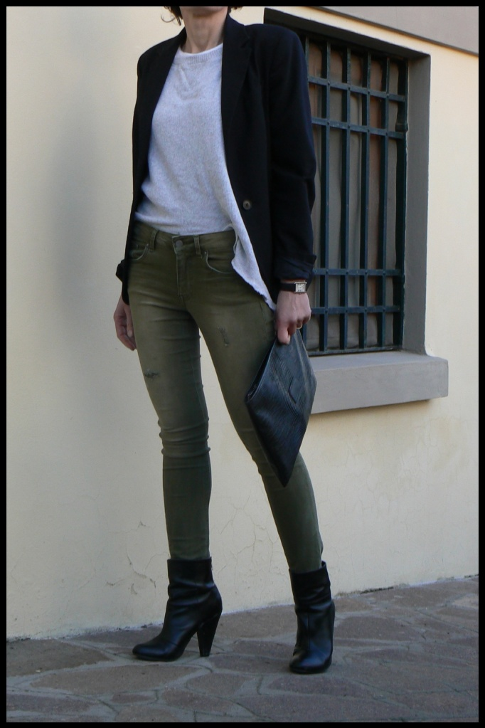 H&M  vintage, simply, cool, glamour, travelling, balenciaga, my life, Asos, mother, Florence, Anastasia, my vintage, my style vintage, skinny jeans, black, green, white