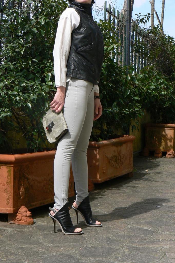 Balenciaga shoes, Zara , american apparel pants,  vintage, rock, Anastasia style, Florence, vintage style, Nazzareno Gabrielli.