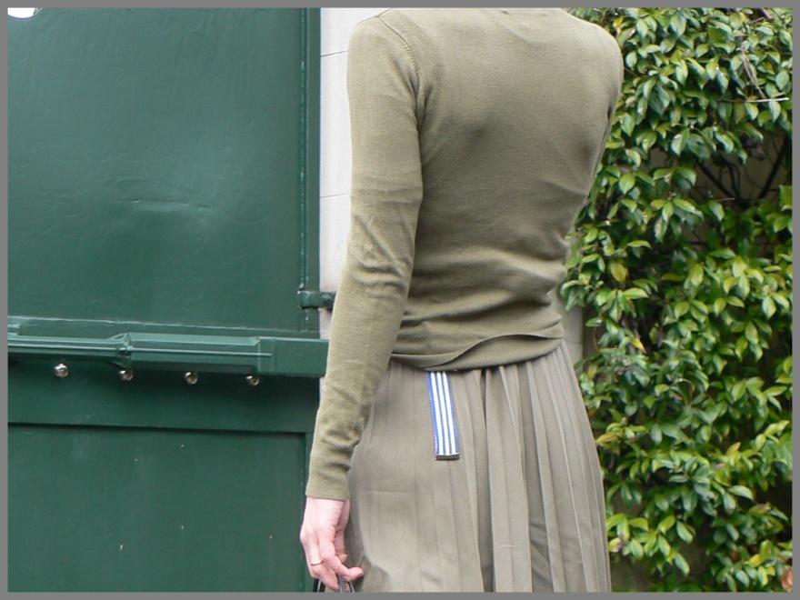 Vintage, green skirt, green skirt, vintage, my style, vintage style, Florence, Anastasia