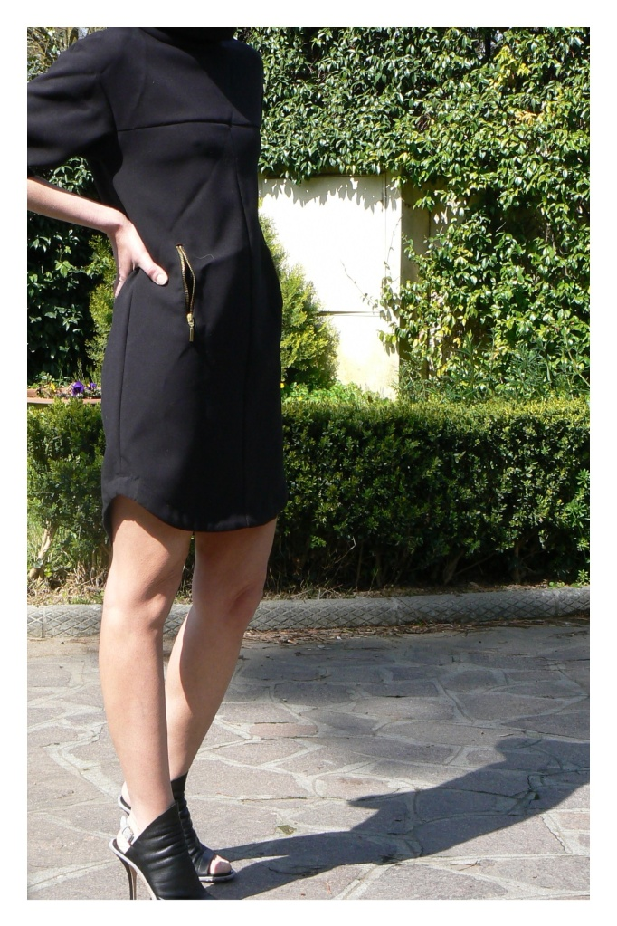 Zara dress, Balenciaga shoes, look da congresso, new outfit, Anastasia, Florence, vintage style, my style,