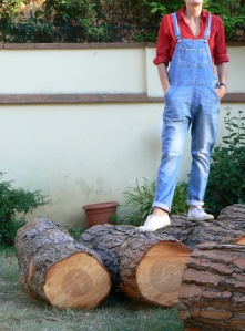 Country look, jeans playsuit, denim, denim look, Anastasia style, Florence, new outfit, casual outfit, alberi, Labrador, bloggera fashion blogger, fashion, italiana blogger, Venezuela blogger, my daily style,