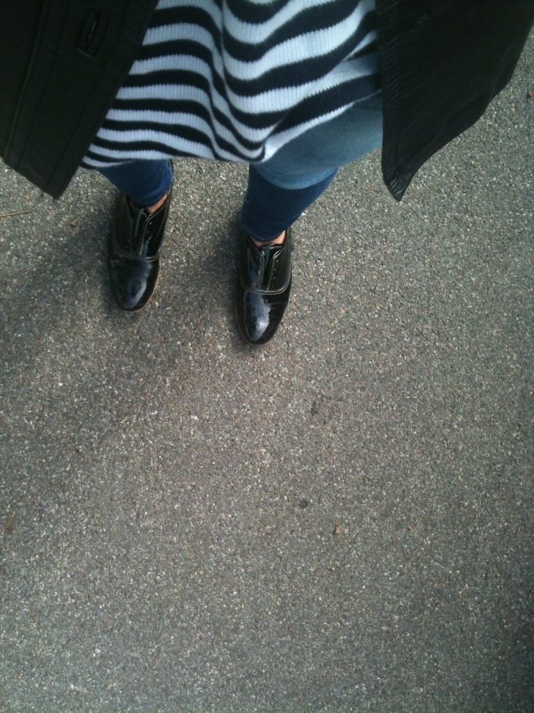 Instagram moments, instagram, Anastasia style, new in log, new outfits, italian fashion blog,  Florence, strippes, mocassini, flats, shoes, boots, black boots, ikea, light blue, denim, superga, vintage shoes, vintage bad, leather pants, socks, socks with sandals,