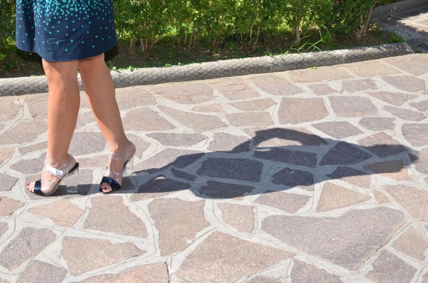 Max&co skirt, fantasy skirt, blue and green skirt, Balloon skirt, Max Mara jacket, Max Mara, Prada shoes, vintage bag, vintage style, new fashion blogger, fashion blogger, Anastasia style, Florence, tessuti.