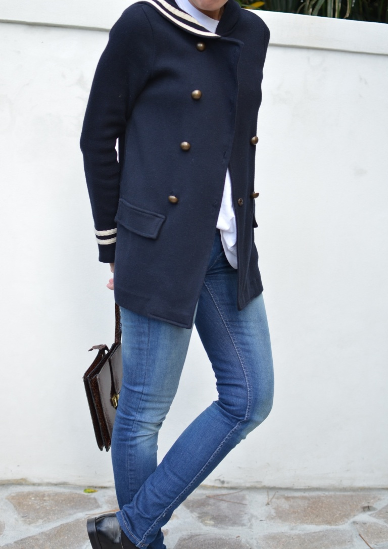 Levi's curve, Levi's skinny, tattoo are the new black, amen studio. Mocassini neri, giacca marinella, Zara jacket, H&M shoes, black shoes, man shoes, new outfit, casual look, vintage bag, look da parco, Anastasia style, Florence