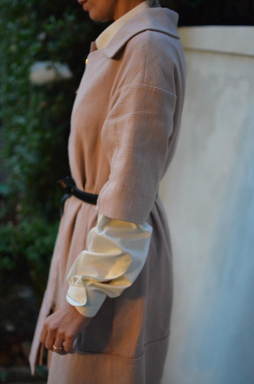 Cappotto- vestito Marni, camicia YSL man, calzini Emilio Cavallini, stivaletti H&M e borsetta vintage, Anastasia style, rosa, cappotto rosa, vestito rosa, Marni, Florence, vintage style, vintage, italian fashion blogger, vintage blog, vintage blogger,