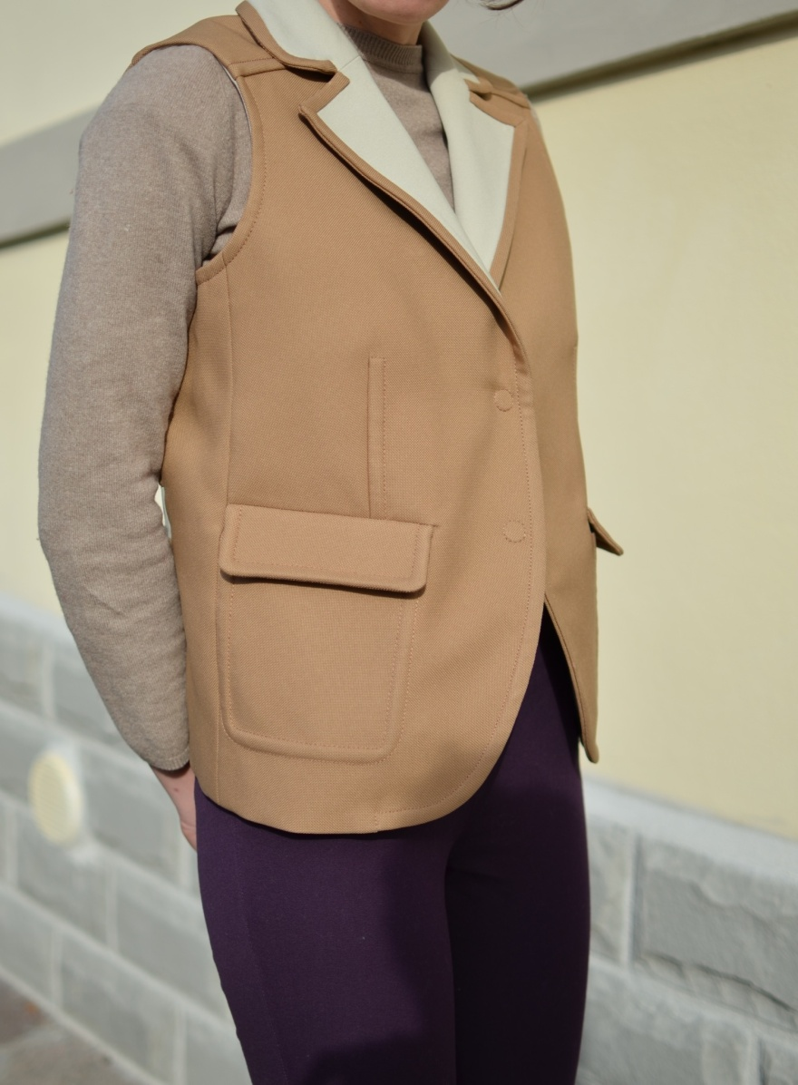 H&M  pants,  H&M  shoes, black mocassini, pantaloni viola, gilet neoprene Balenciaga, new in blog, cool outfit, borsa vintage, Balenciaga, BP sweater,  Anastasia style, Florence, fashion blogger. Italian fashion blogger